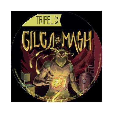 GILGA MASH TRIPEL 8.7° POLYKEG 24LT