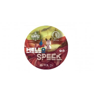 HELLO SPECK GOSE AFFUMICATA 5.0° 33 CL