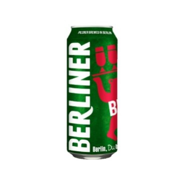 BERLINER PILSNER 50 CL LATTINA