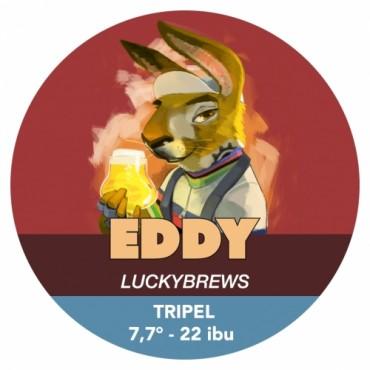 EDDY TRIPEL 7.7° POLYKEG 24LT