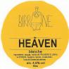 Heaven Blanche 4.8° 25 Lt Acciaio