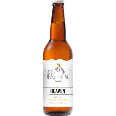 HEAVEN BLANCHE 4.8° 33CL