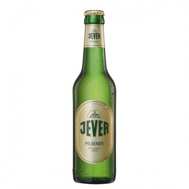 JEVER PILSNER 4.9° 33 CL