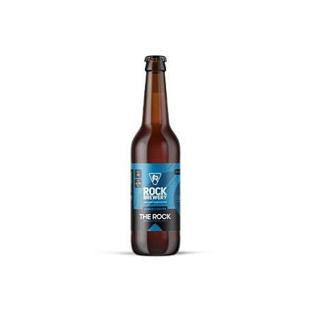 THE ROCK AMERICAN IPA 6.5° 33 CL