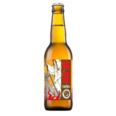 ONE WAY TRIPEL 9.5° 33 CL