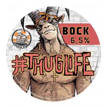 #THUGLIFE BOCK 6.5° POLYKEG 24LT