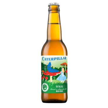 CATERPILLAR RYE PALE ALE 5.8° 33 CL