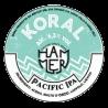 Koral Pacific Ipa  6.3°  24 Lt Polykeg