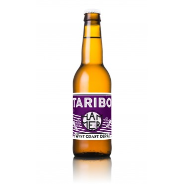 TARIBO DOUBLE IPA  7.5°  33 CL