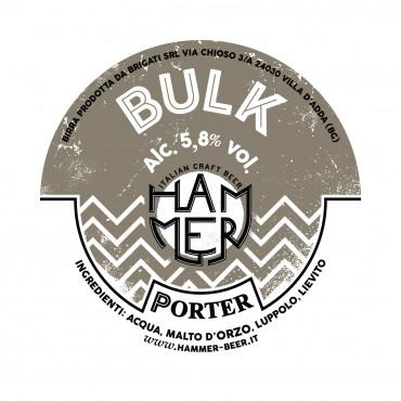 BULK PORTER 5.8° 24 LT POLYKEG