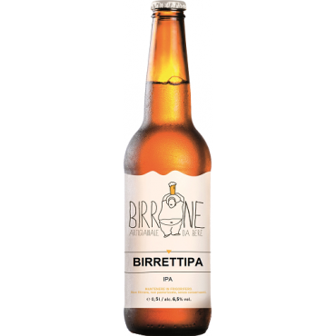 BIRRETTIPA IPA 6.5° 33 CL