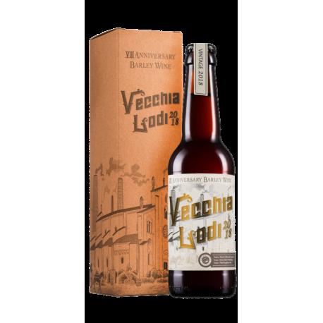 VECCHIA LODI 2018 BARLEY WINE 11.0% VOL 33 CL