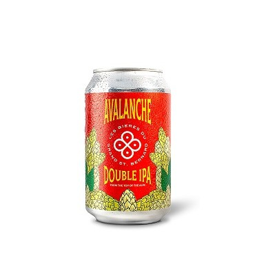 AVALANCHE D.IPA 8.5° 33 CL LATTINA