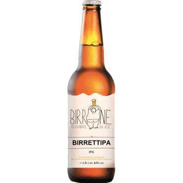 BIRRETTIPA IPA 6.5° 50 CL