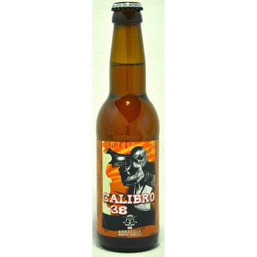 CALIBRO 38 TRIPEL 8.0° 33 CL