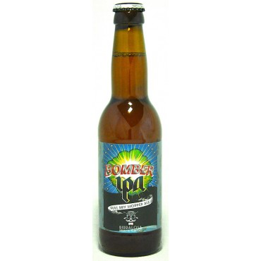 BOMBER AMERICAN IPA 6.2° 33 CL
