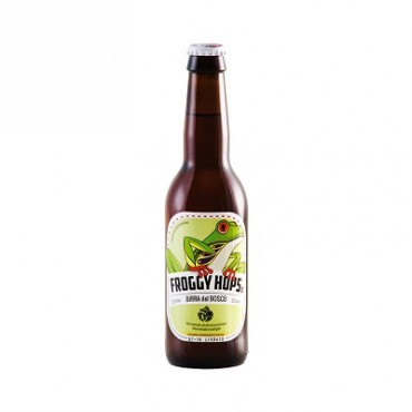 FROGGY HOPS AMERICAN IPA 5.9° 33 CL