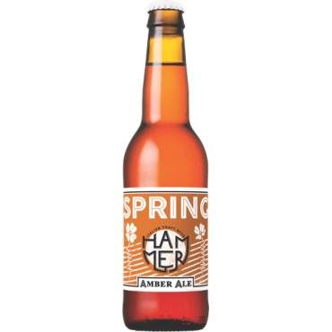 SPRING AMBER ALE 6.0°  33 CL