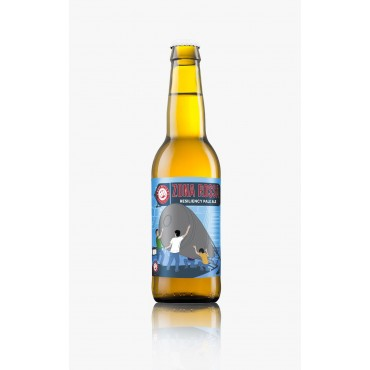 ZONA ROSSA RESILIENCY PALE ALE 5.5° 33 CL