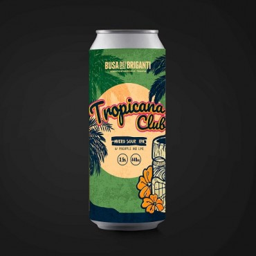 TROPICANA CLUB MICRO IPA 3,5° 44 CL LATTINA