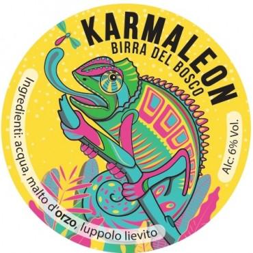 KARMALEON INDIA PALE LAGER 5.8° 24 LT POLYKEG