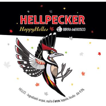 HELLPECKER HELLES 4.9° 24 LT POLYKEG
