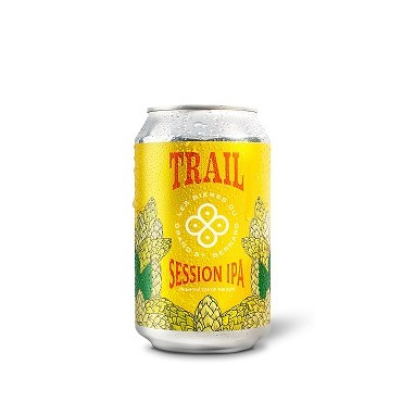 TRAIL SESSION IPA 4.5° 33 CL LATTINA
