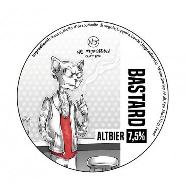 BASTARD ALTBIER 7.5° 20 LT ACCIAIO