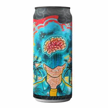 Gone Mental  W.c. D. Ipa 7.5° 40 Cl Lattina
