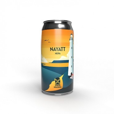 NAYATT NEIPA 7.2° 40 CL LATTINA