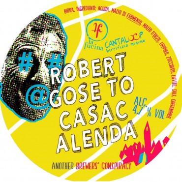 ROBERT GOES TO CASACALENDA GOSE 4.7° 33 CL