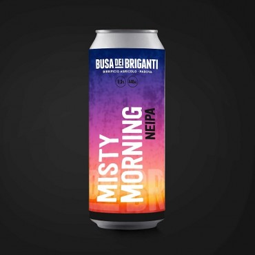 MISTY MORNING NEIPA 5.2° 44 CL LATTINA
