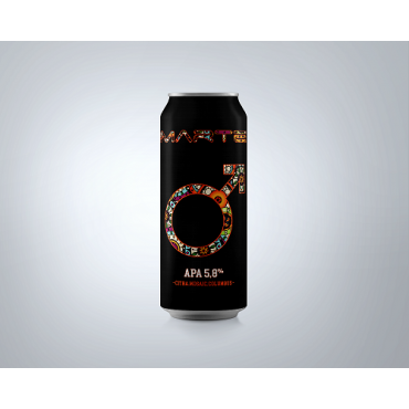 MARTE AMERICAN PALE ALE 5.6° 40 CL LATTINA