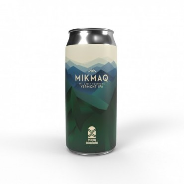 MIKMAQ VERMONT IPA 6.2° 40 CL LATTINA