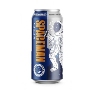 SPACEMAN WEST COAST IPA 7.0° 50 CL LATTINA