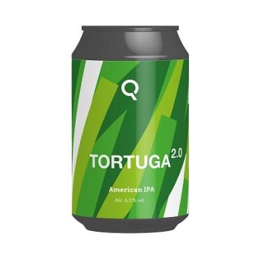 TORTUGA 2.0 AMERICAN IPA 6.3° 33 CL LATTINA