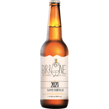 2021 WINTER BEER 6.5° 75 CL