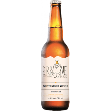 SEPTEMBER WOOD CHESTNUT ALE 7.2° 50 CL