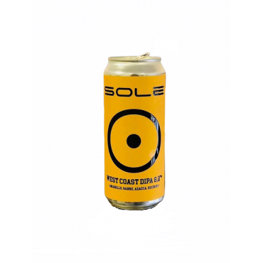 SOLE DOUBLE IPA 8.2° 40 CL LATTINA