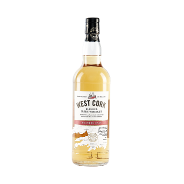 WEST CORK  WHISKY 40% VOL 70 CL