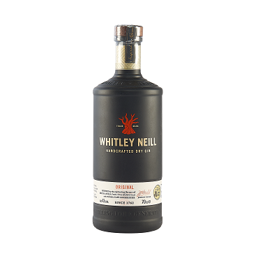 GIN WHITKEY NEILL ORIGINAL 43% VOL 70 CL