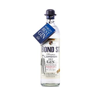 GIN BOND STREET LONDON DRY 40% VOL 70 CL