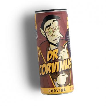 Dr Corvinus Corvina Bio Igt 11% Vol 25 Cl Lattina