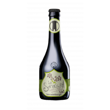 La Saracena Ale 3.1% Vol 33 Cl