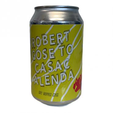 ROBERT GOES TO CASACALENDA GOSE 4.7° 33 CL LATTINA