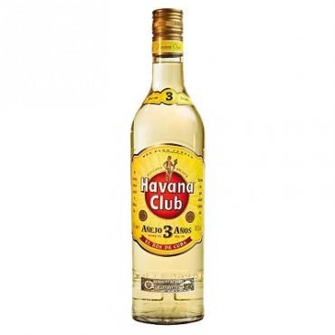 HAVANA CLUB 3Y 100 CL