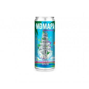 MDM- APA AMERICAN PALE ALE 5.4% VOL 33 CL LATTINA
