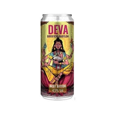 DEVA BEST BITTER 4.5% VOL 33 CL LATTINA