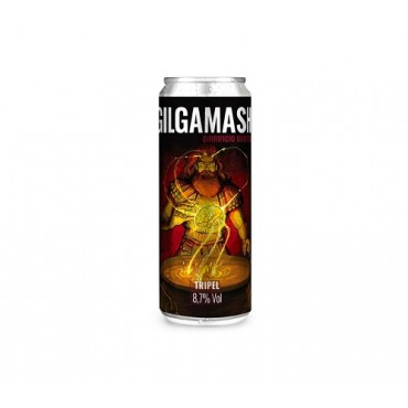 GILGA MASH TRIPEL 8.7% VOL 33 CL LATTINA